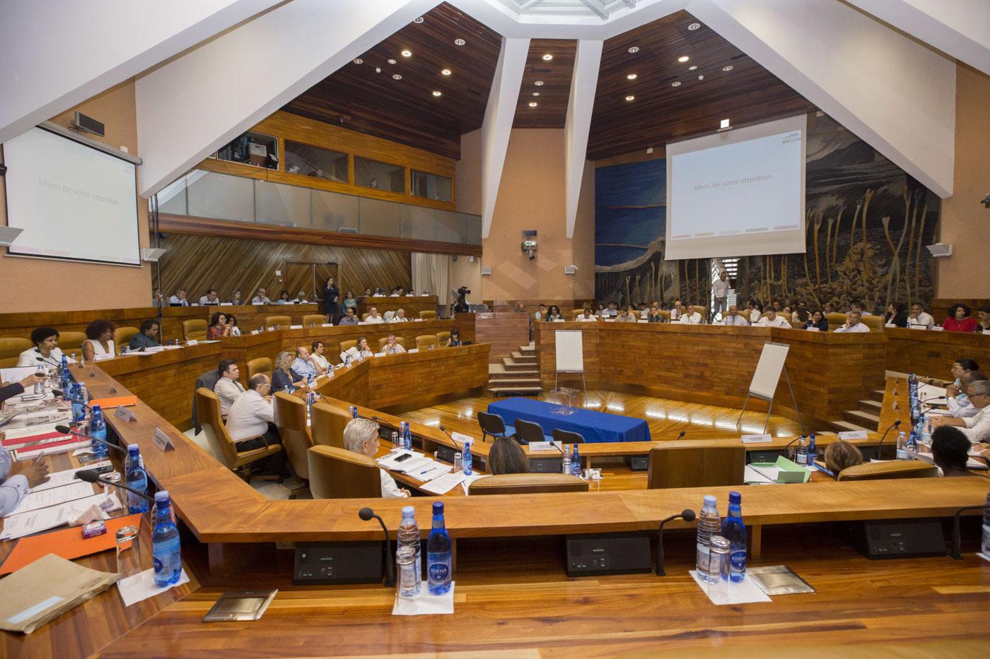 8b14ded4f4d Assemblée Plénière du 19 décembre 2018 - Région Réunion